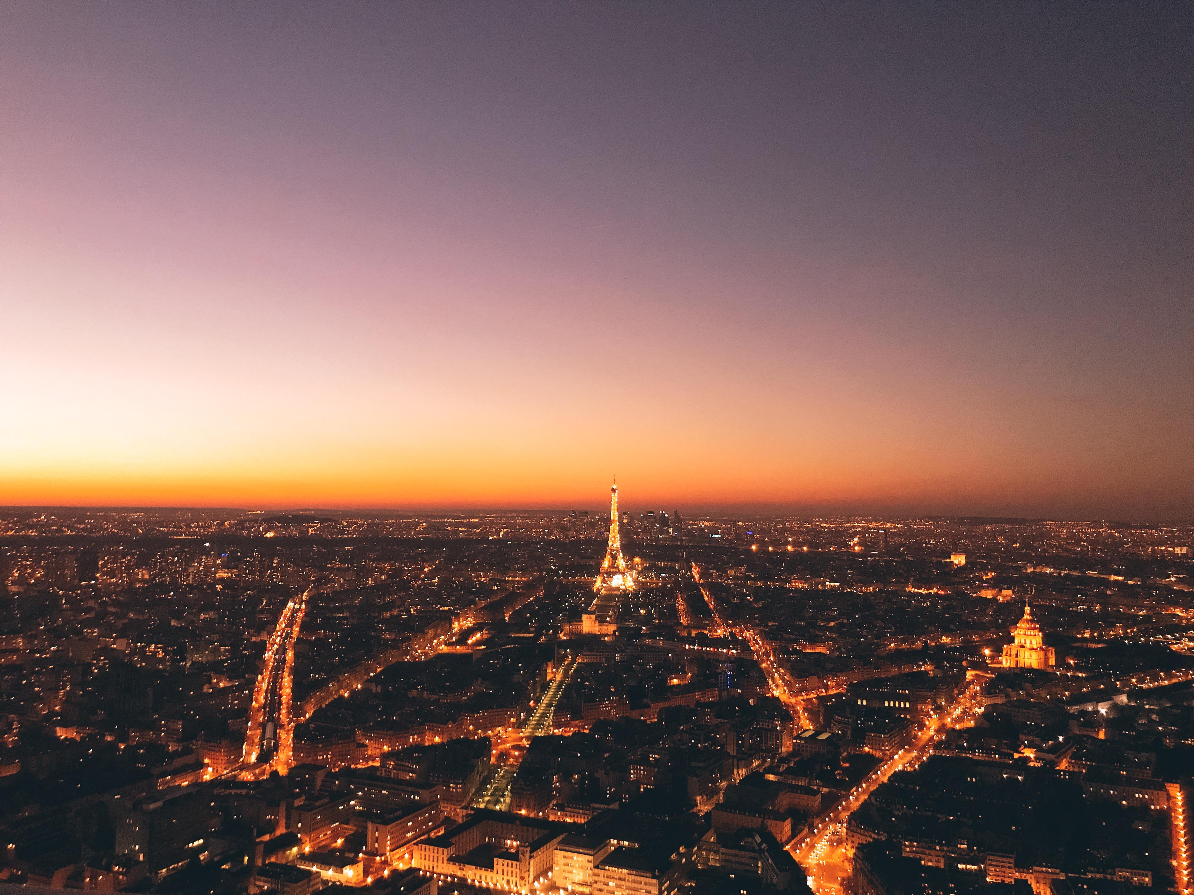 My Paris Sunset