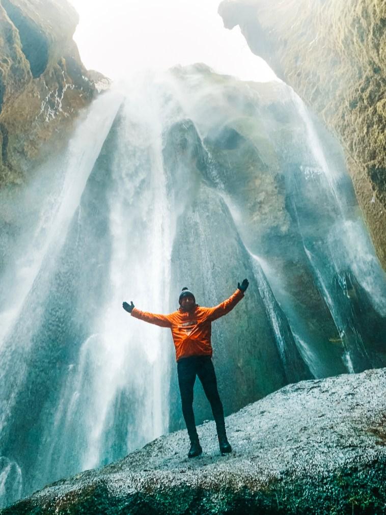 Gljufrabui Waterfall