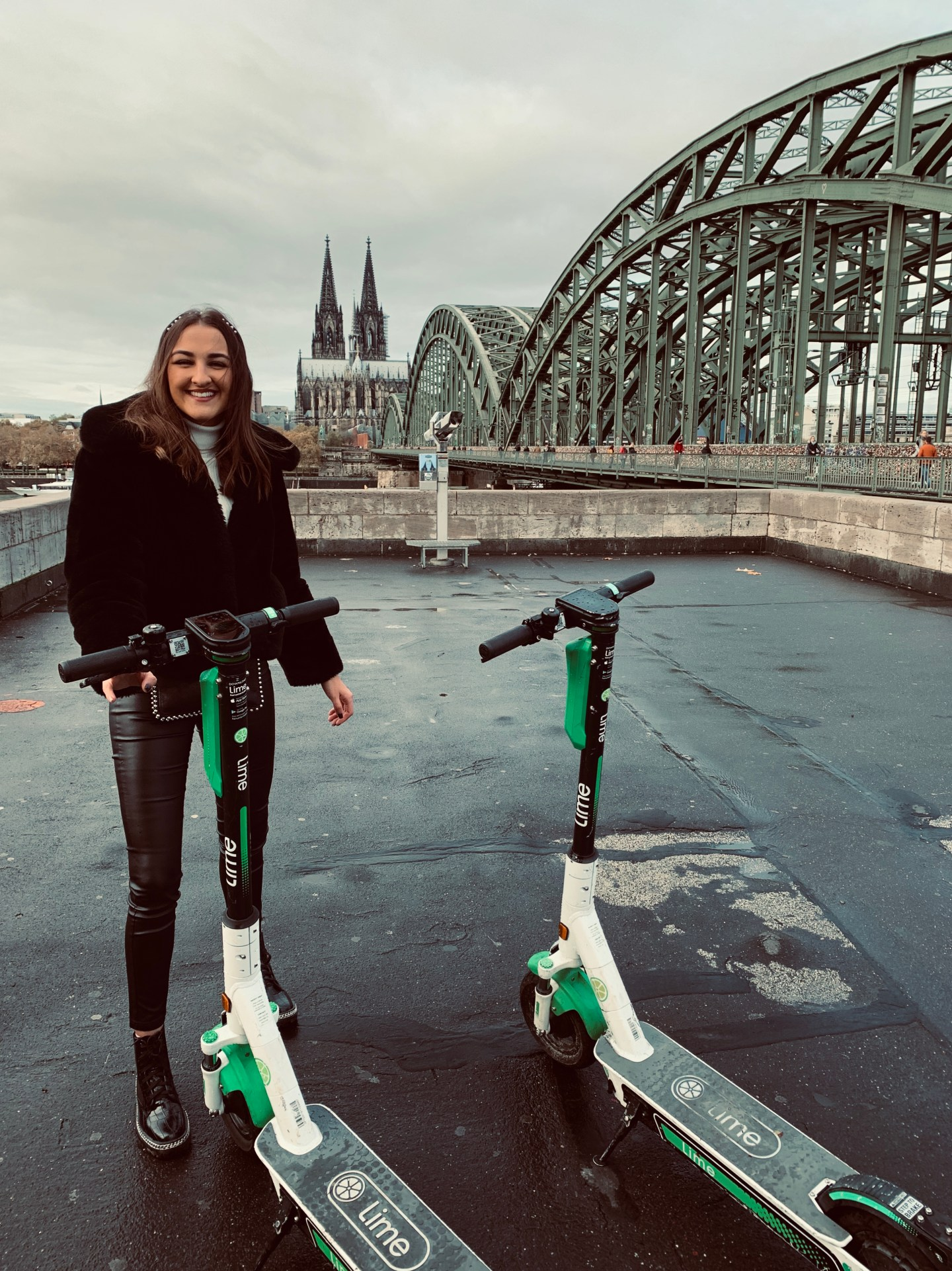 Lime - eco way to get around in Cologne