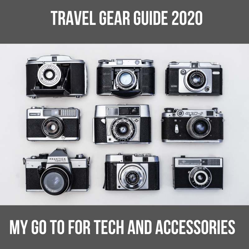 Travel Gear guide
