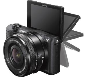 Sony a5100 - travel blogging gear