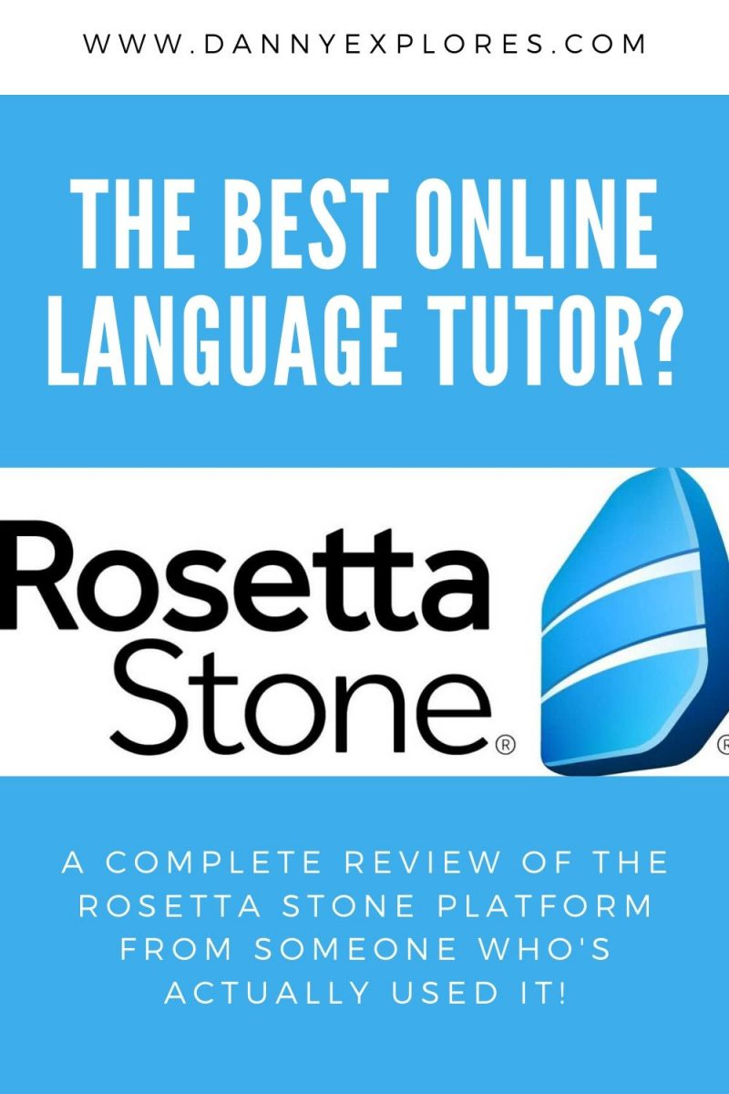 So you're looking into the best ways to learn a new language but you're not really sure where to start. If you've ever thought about online courses then you will probably have come across @rosettastone. Check out my complete guide/review of their software and see how they can help you with your language learning journey! via @dannyexplores