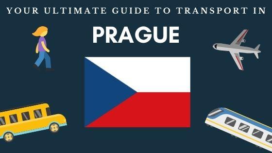 Getting around in Prague