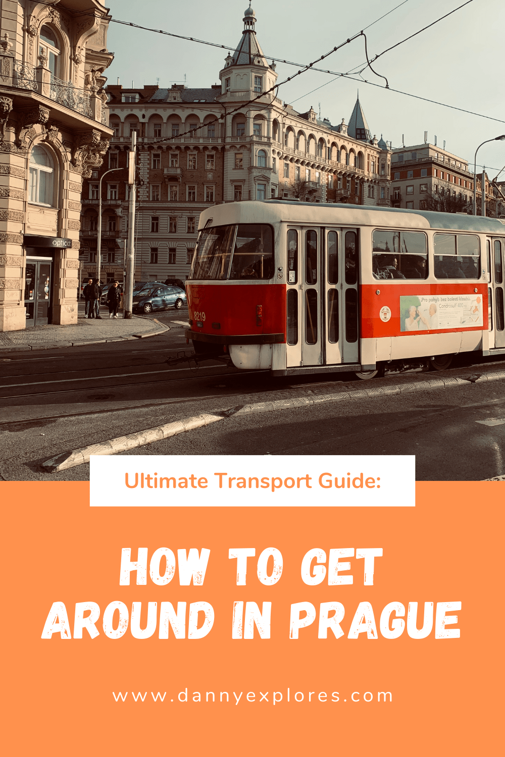 Looking for the best way to get around in the Czech Republic? If you're heading to Prague make sure you check out this short guide on the best ways to navigate the City.   This short guide will walk you through Prague's amazing public transport system. via @dannyexplores