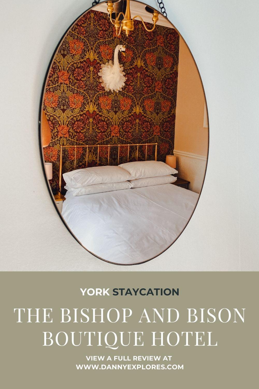 Hotel Review: The Bishop & The Bison Hotel, York via @dannyexplores