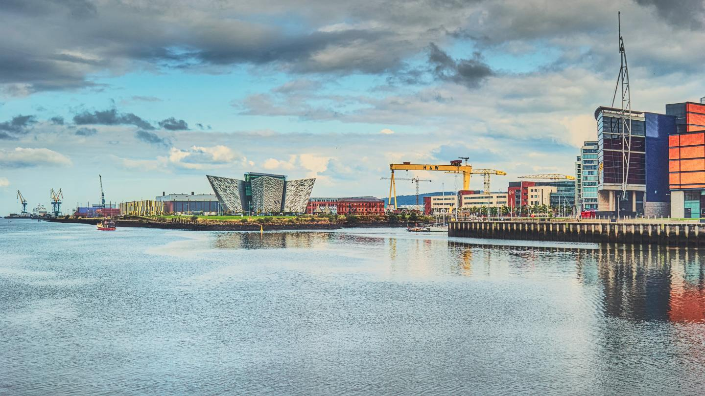 Belfast is a great budget option