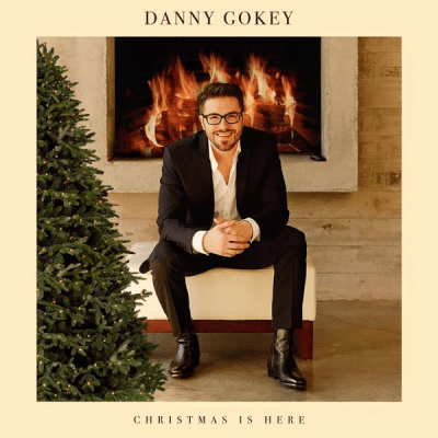 Christmas is Here CD by Danny Gokey