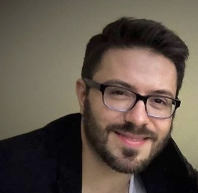 Danny Gokey in Black
