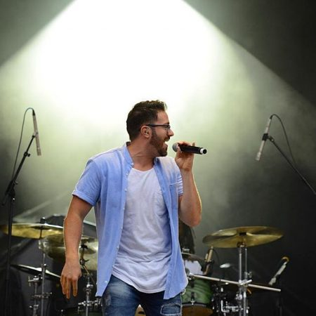 Danny Gokey at Kingsfest by Phillip David Photography