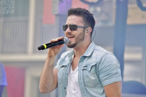 River Rock Danny Gokey Kristyn York
