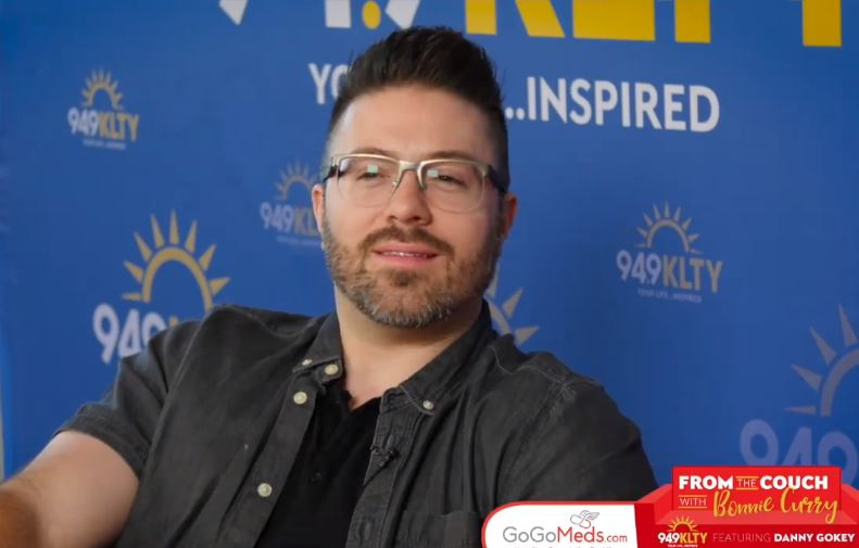 Danny Gokey interview with Bonnie Curry
