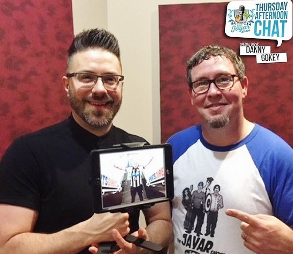 Danny Gokey on The Jayar Show with Benji