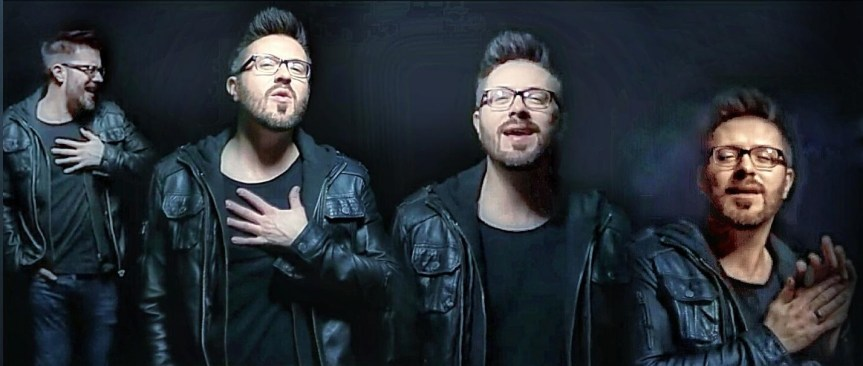 Fan art by Renee of Danny Gokey singing RISE