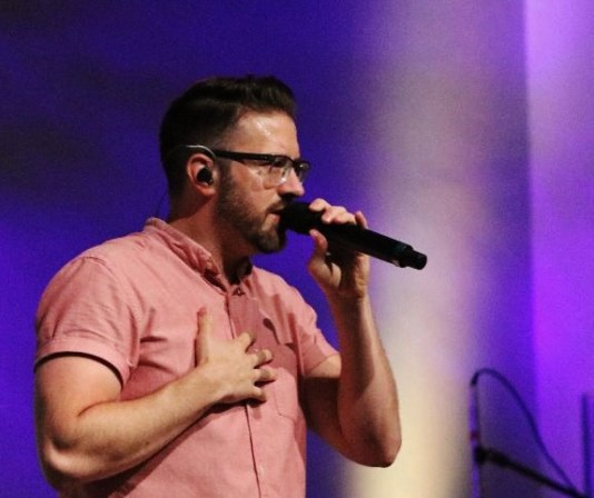 Danny Gokey at FCC by YCoyle
