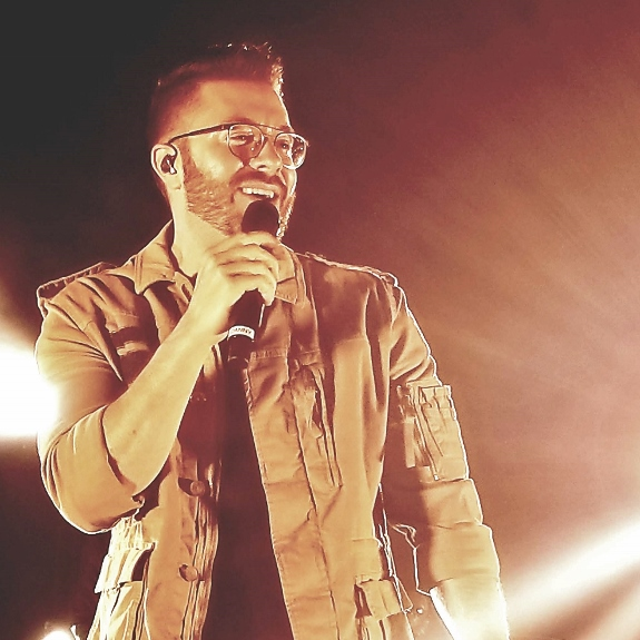 Danny Gokey on Hope Encounter Tour Dannygokeynews