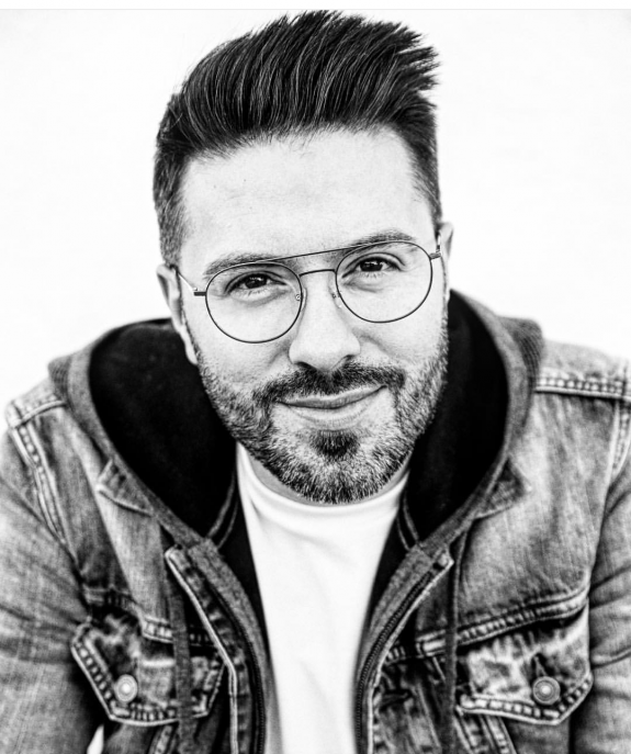 Danny Gokey Prom Pic for Havent Seen It Yet CD Release