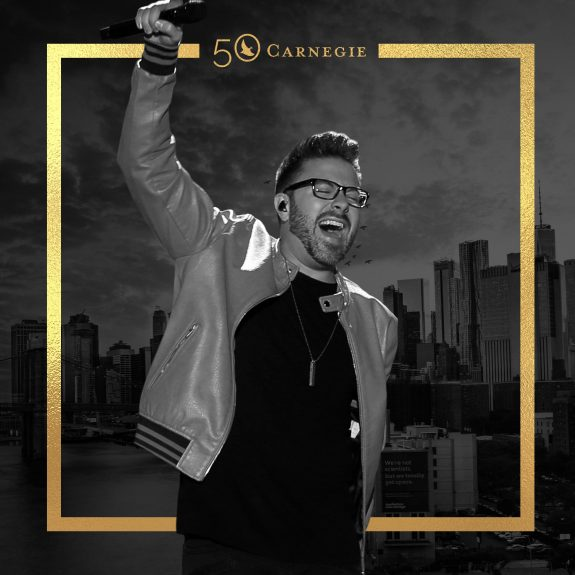 Danny Gokey to perform at Carnegie Hall