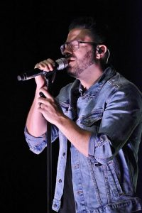 Danny gokey up close on hope encounter tour -photo by Mason Photography
