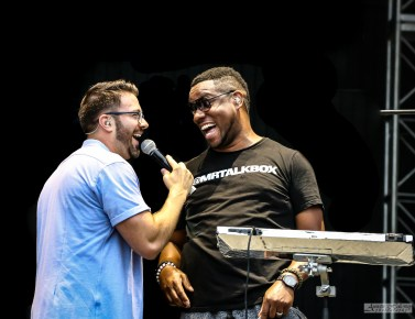 Danny Gokey at KingsFest VA 2016 by Annette Holloway Photography