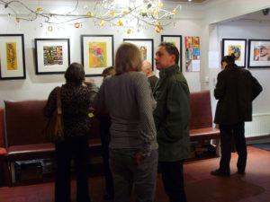 Danny Hampson exhibition