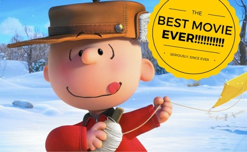 PEANUTS MOVIE IS THE BEST EVER