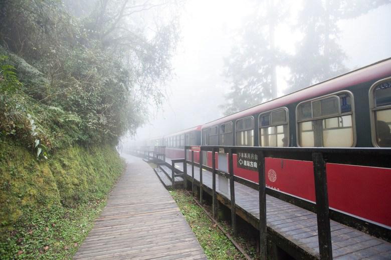 chiayi alishan transportation