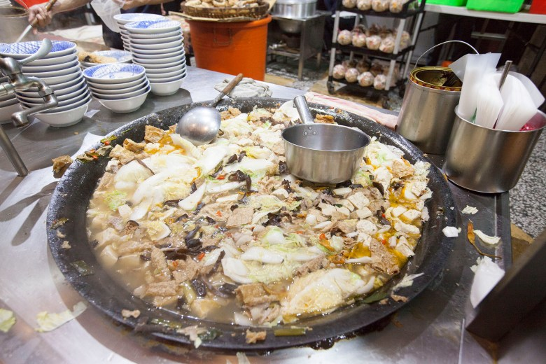 Food to eat in Chiayi