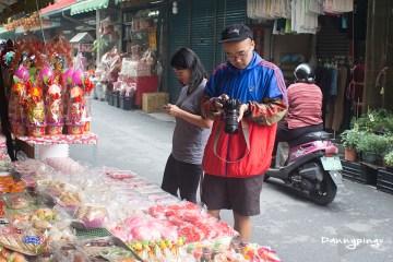 韓國人到嘉義東市場品嚐美食  |Dannypingu