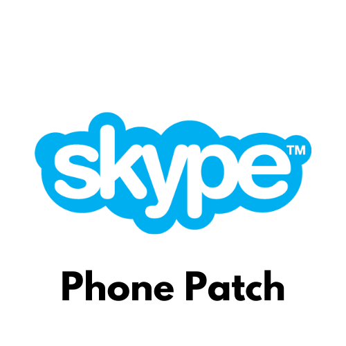 Skype Phone Patch