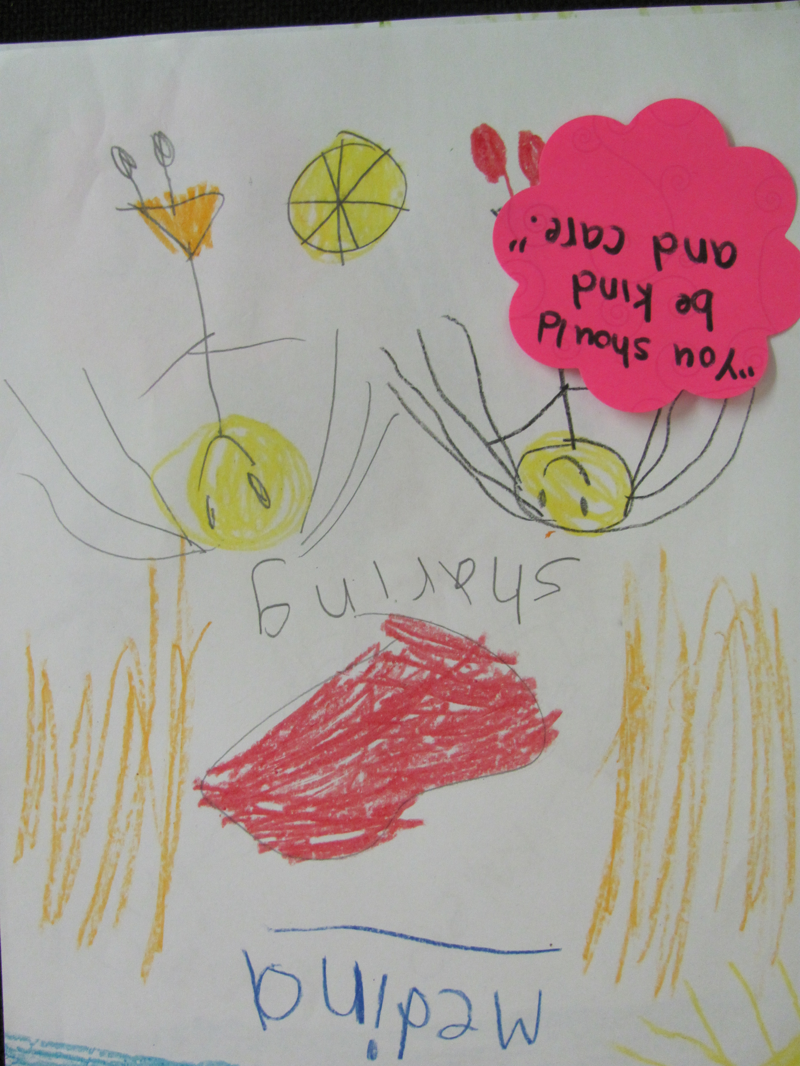 Kindergarten Classroom Anti Bullying Lesson With