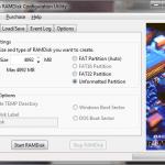 Create RAM Disk In Windows