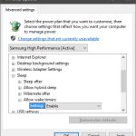 Windows 10 Waking From Sleep