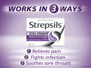 Strepsils – Taken from a review by DannyUK.com