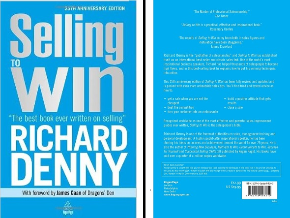 Selling to win by Richard Denny - Taken from a review by DannyUK.com