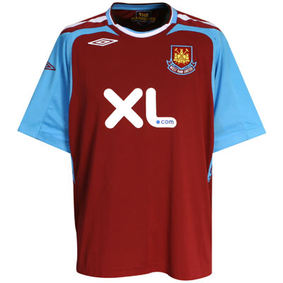New West Ham Kit