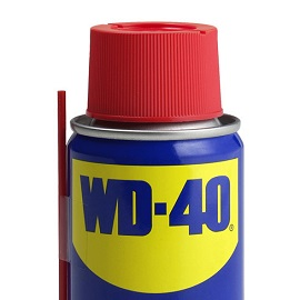 WD40 can