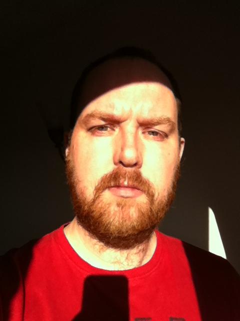 Day 42 of Decembeard