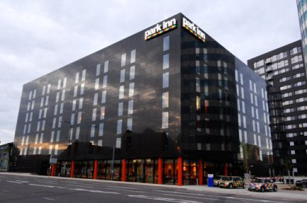 Park Inn by Radisson in Manchester Victoria - Taken from DannyUK.com.