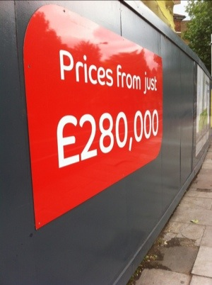 Cheap property in London