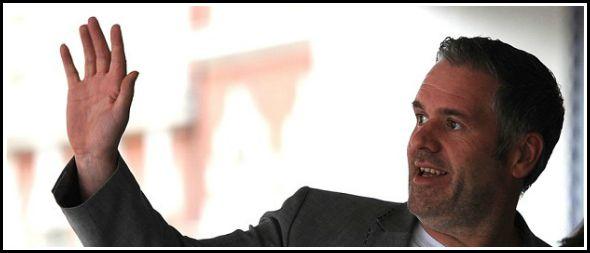 End of an era. Goodbye Chris Moyles