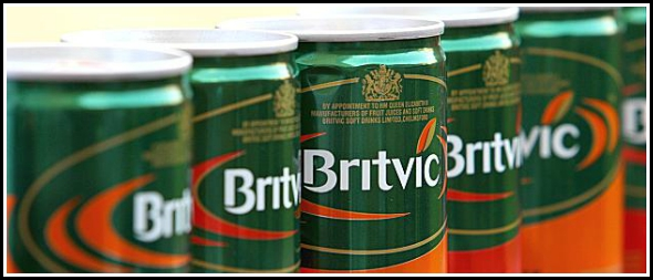 Britvic moving.