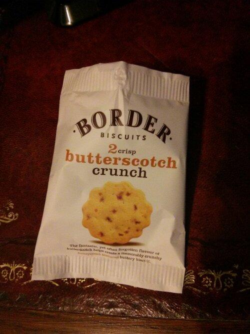 The forgotten taste of butterscotch