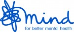 Mind logo - for better mental health