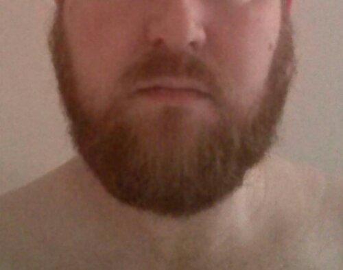 Beard growing