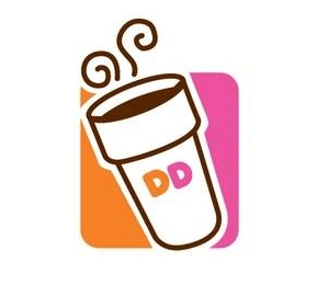 Dunkin Donuts square logo Featured Image