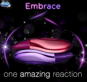 Durex Embrace – Making sex hot and tingly!