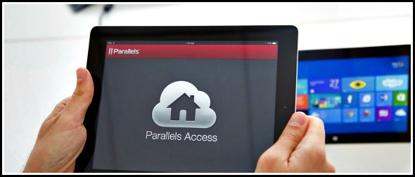 Parallels Access review – Access your home or work pc using your iPad