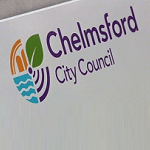 Chelmsford City Council sign 150×150