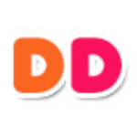 Dunkin Donuts logo icon 150×150