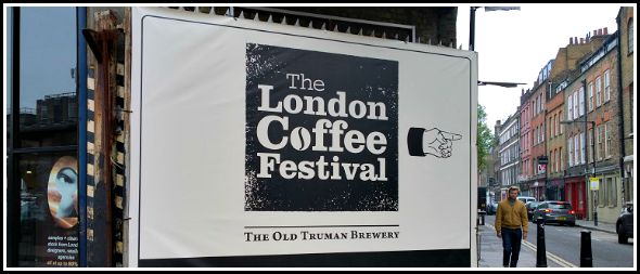 London Coffee Festival Review 2014